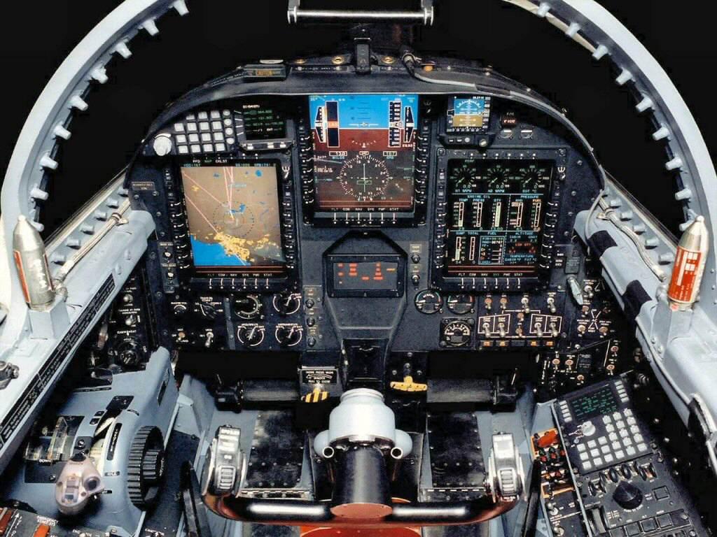 boeing spacecraft cockpits - photo #29